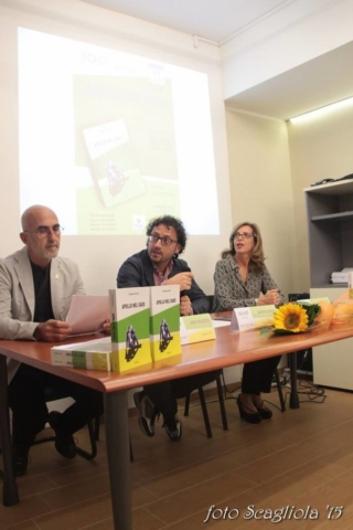 Con Donato Sasso e Pino Picciotti per Echo Events, presso Sala Remax - Stella Polare