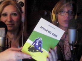 In radio, Bari Canale 100, con Isabella Difronzo