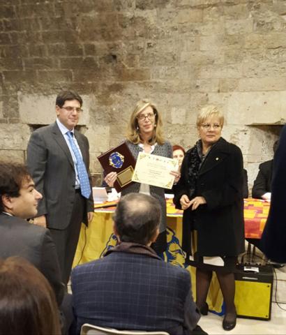 """Con Alessandro Lattarulo, Premio Letterario Nazionale """"Bari Città Aperta"""", Fortino di Bari"""