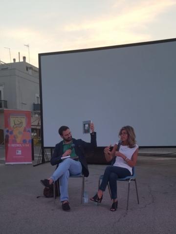 Festival Cinema e Letteratura, con Cenzio Di Zanni, Polignano a Mare