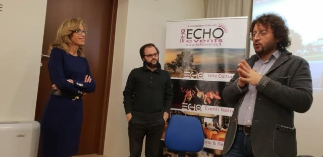 """Associazione """"Echo Events"""", Sala Socialing """"Remax-Stella Polare"""", Bari"""
