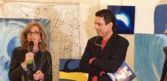 """Progetto """"la Via"""", Pinacoteca Comunale di Arte Contemporanea, """"Domenico Cantatore"""", Ruvo di Puglia"""