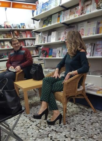 Con Stefano Ruocco